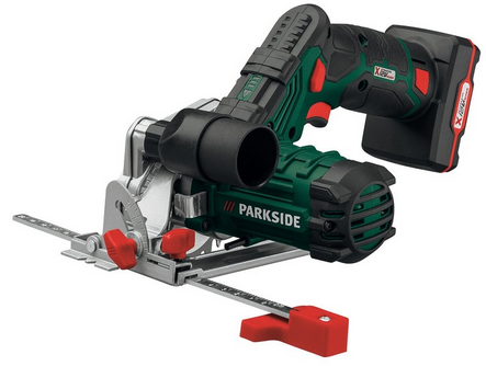 scie circulaire parkside pkhsa 12